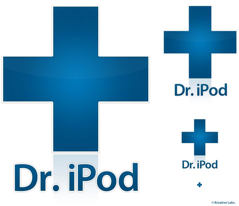 Dr. iPod új logója