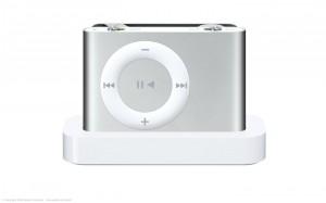 iPod shuffle dokk