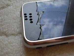 iPhone kijelző javítás